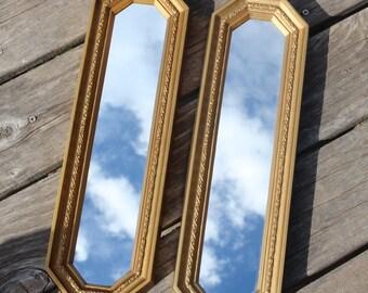 octagonal mirror etsy
