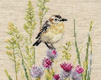 Cross Stitch Kit Flowers / Bouquet/ Cuisine/Birds