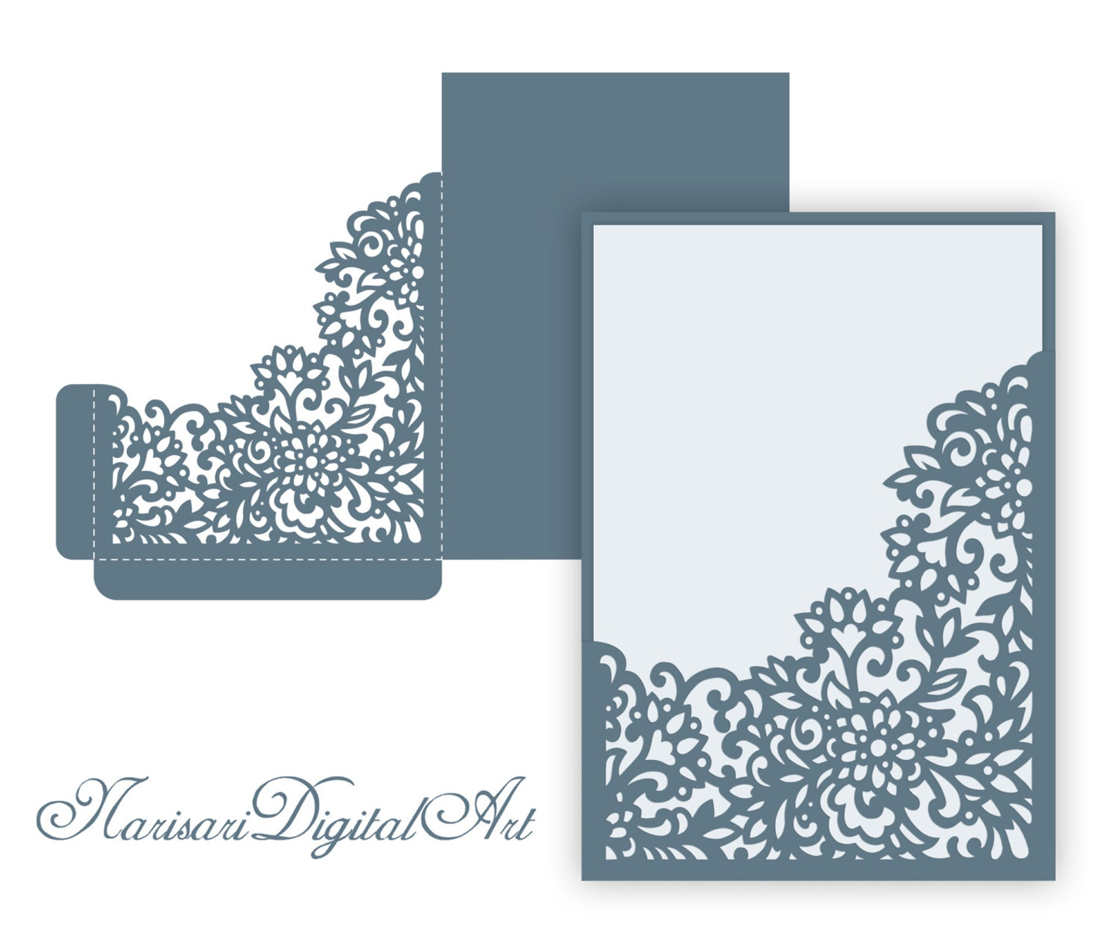 Файлы для резки открыток, открытки пожеланием доброго