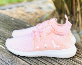 a287a2cac1704 Adidas Originals Tubular Viral2 mit Swarovski Elements Luxus Sneaker NMD  crystal customized shoes
