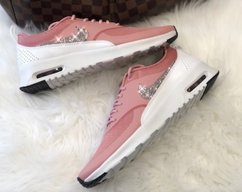 WMNS Nike Air Max 1 Guava Ice mit Swarovski Elements Luxus Sneaker