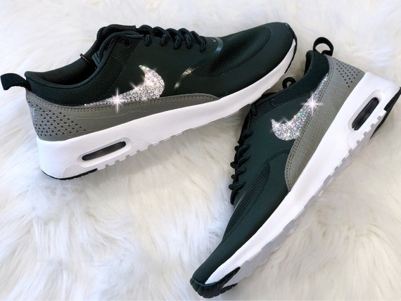 Neu WMNS Crystal Glitzer Nike Air Max Thea weiß Gr. 40,5
