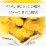 Akashic Records Oracle Cards
