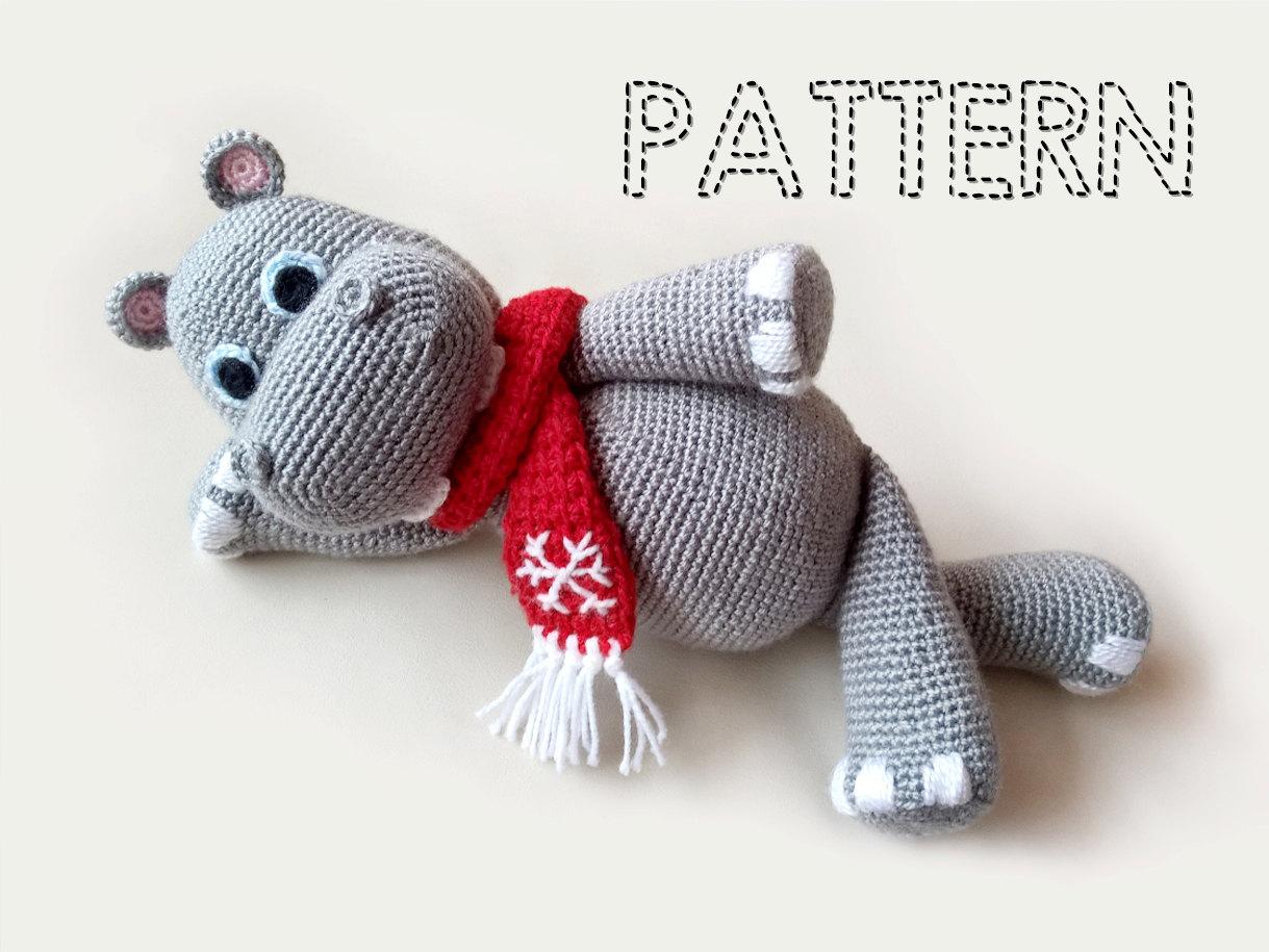 Crochet Hippo Pattern Custom Ideas