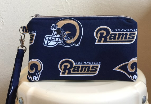 LA Rams Wristlet Los Angeles