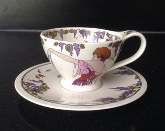 Villeroy And Boch Design 1900 Lidded Coffee Pot Art Nouveau Etsy