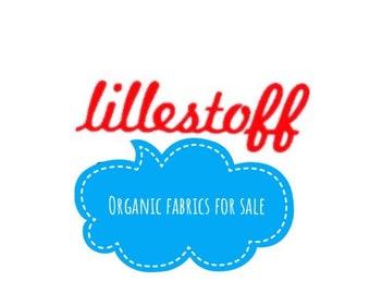 Gots organic jersey, jersey fabric, lillestoff fabric, susalabim jersey, lillemo  fabric, lillestoff jersey fabric, 0.5 m organic jersey,