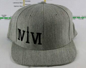 Grey-ter Toronto Area 416 Hats. Original, Custom, Snap backs, CN Tower, The Six, 6ix, Area Code, 416 Hats, 647, Roman Numerals, The Weeknd!