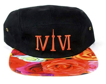 "Sale! 416 Toronto 5 panel Flyness! The Roman Numerals Stand For ""416"", With The ""1"" Resembling The CN Tower."