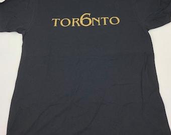 Tor6nto Tees! Toronto, 416, GTA, YYZ, CN Tower, Ontario, Canada, The 6ix, Six, 6, ivivi, ovo, The Weeknd, Gangsta T Dot T-Shirt!