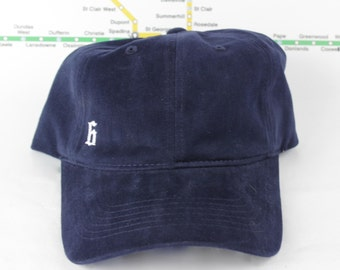 "Waavvy Navvy! Minimalist ""The 6"" 100% Cotton 416 Toronto Soft Polo/Dad Caps! YYZ, GTA, OVO, The 6ix, 6, Six, Area Code 416 Roman Numerals!"