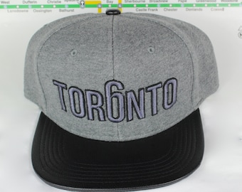 100% Cotton Tor6nto hats. Original, Custom, One of a Kind, CN Tower, The Six, 6ix, Area Code, 416 Hats, Roman Numerals! GTA YYZ ovo T Dot 6