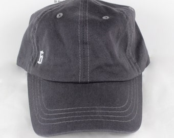 "Dat Grey Dad! Minimalist ""The 6"" Collection Grey Dad hats! CN Tower, The Six, 6ix Area Code 416 Hats with Roman Numerals, GTA ovo YYZ!"