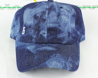 "Dat Denim! Low-Key ""The 6"" Toronto Bleached Denim Dad Caps. Unstructured, strap back dopeness! YYZ, GTA, Toronto, The 6ix, OvO, Six, 90's!"