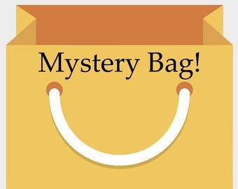 Mystery Bag: Mini Origami Stars - Grab Bag - Magic Box - Surprise - Rainbow Stars - Mix Bag - Surprise Bag - Party Decorations - Free Gift