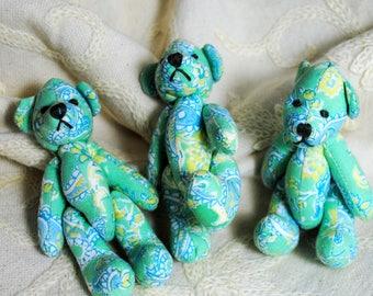 Soft Stuffed Teddy Bears Toys or Nursery Decor
