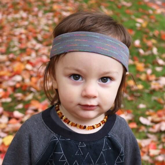 BoyBandz Stoff Stirnband / junge Haarband / Stirnband binden / | Etsy