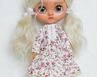 Blythe outfit Dress blythe doll clothes blythe dresses Pullip dress Outfit blythe dress Blythe clothing