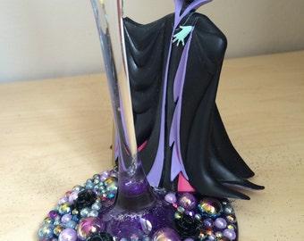 Disney Maleficent Sleeping Beauty Wine Glass