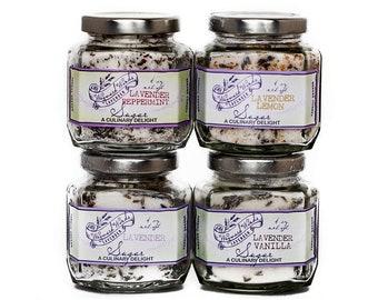 Lavender Sugar Culinary Blends