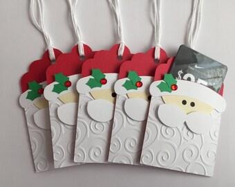 Xmas gift card holder