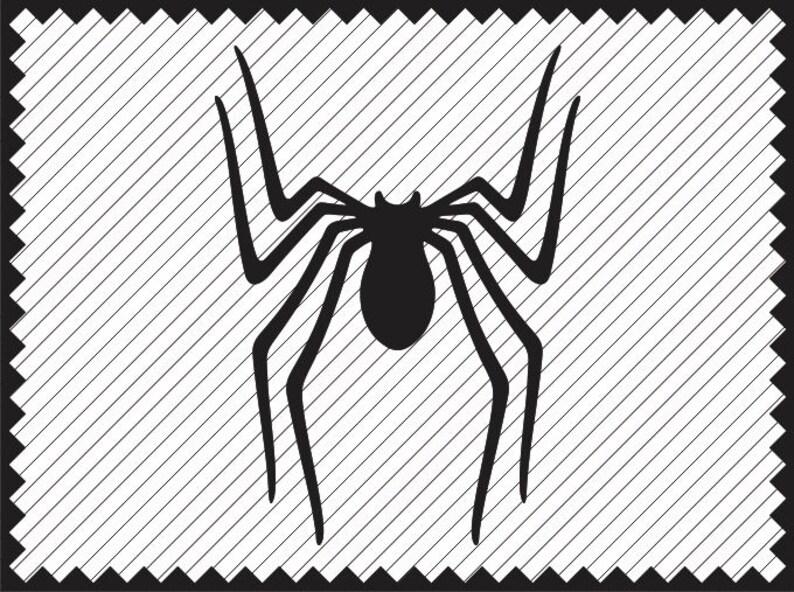 Spider Design Clipart Spider Svg File Cricut File Iron On