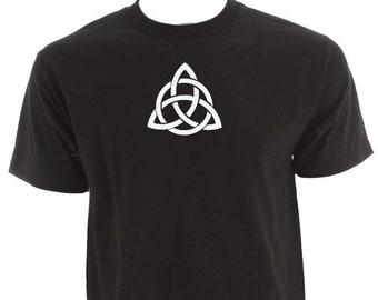 a4a79b9d4 Triquetra Celtic Knot Symbol T-Shirt Shirt