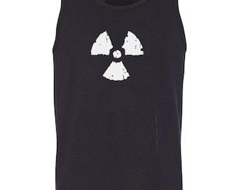 Radiation Symbol  Men's Tank Top