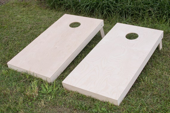 Enjoyable Lawn Games Outdoor Games Unpainted Cornhold Wedding Game Bean Bag Toss Regulation Cornhole Games Cornhold Corn Toss Pdpeps Interior Chair Design Pdpepsorg