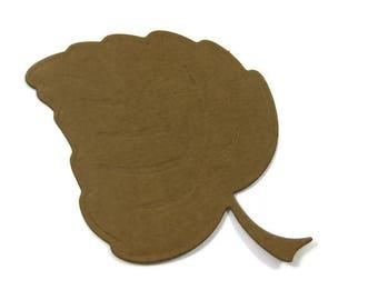 Large Leaf Die Cut Set of 20