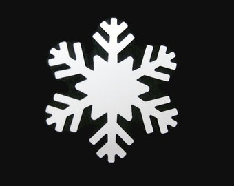Paper Snowflake Cut Outs Set of 25