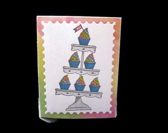 Blank Greeting Card, Greeting Card Ready to Ship