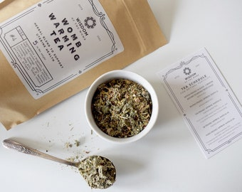 Womb Warming Tea: Herbal Blend to Support Uterine Health