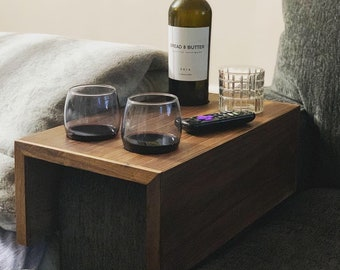 Portable Lounge/Couch/Arm Wine Holder and Tray