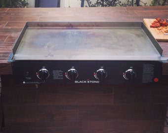BBQ/Griddle Patio Table
