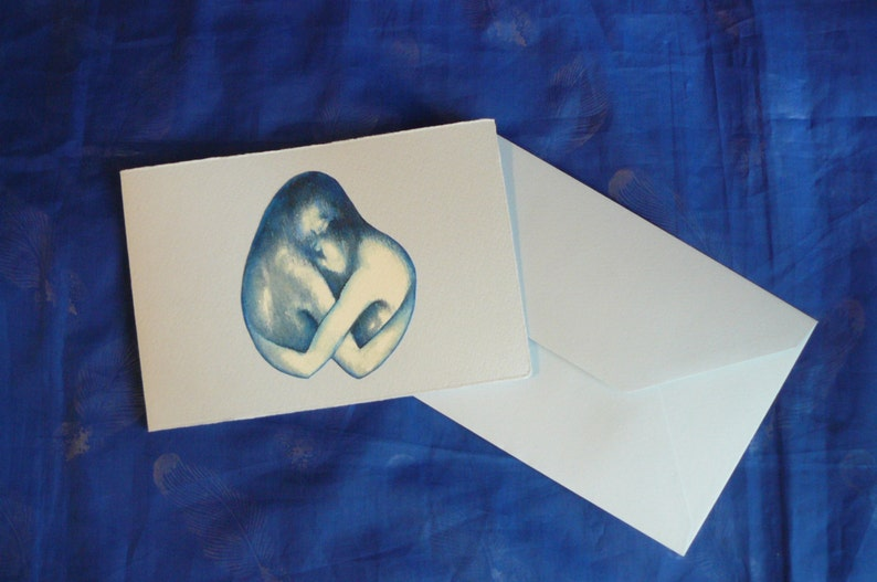 Valentine/'s Day-blue romantic ticket-greetings couple-lovers embrace-I love you-wedding ticket