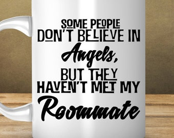 Roommate Mug But They Havent Met My Gift College Dorm Birthday Coffee Tea Cup
