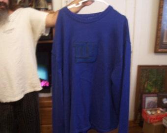 New York Giants Sweater by Reebok