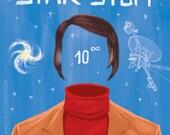 Carl Sagan (signed prints) © Iván García.