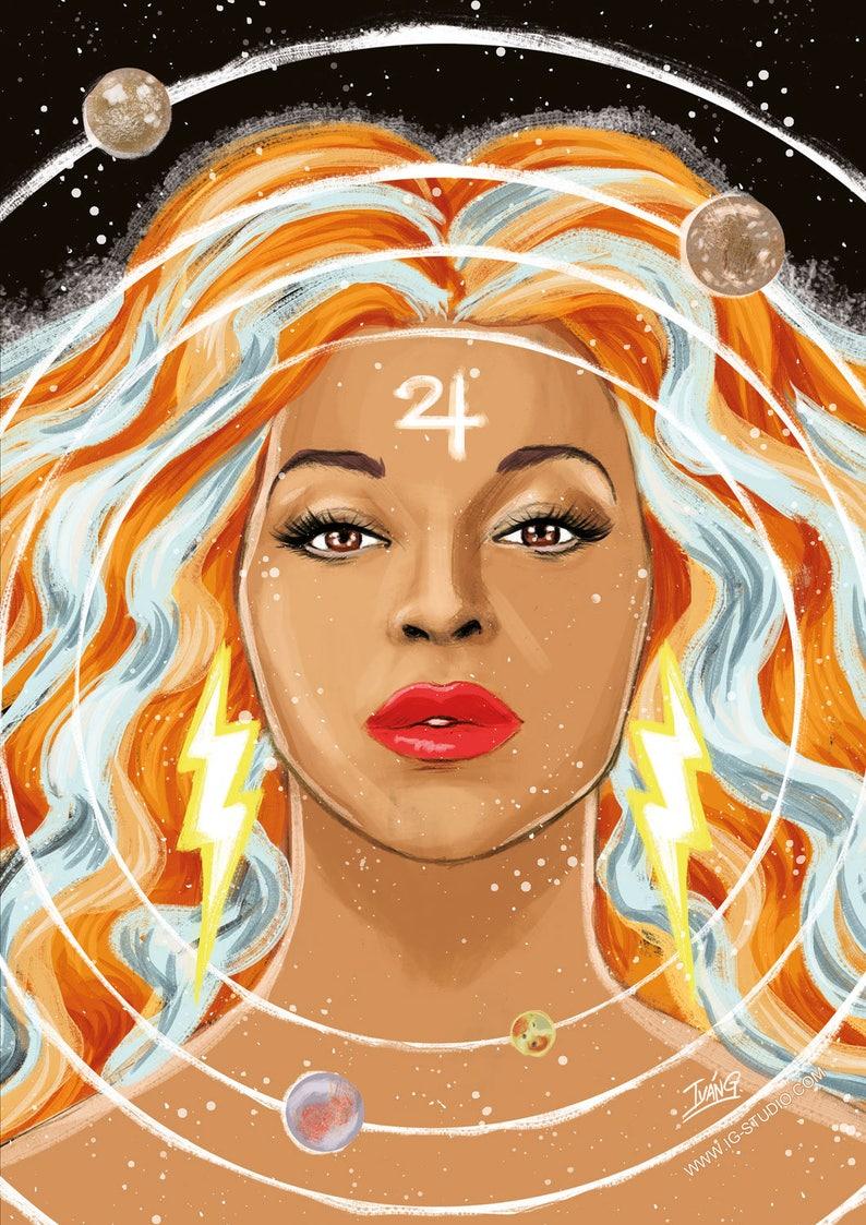 Jupiter / Beyoncé © Iván García. image 1