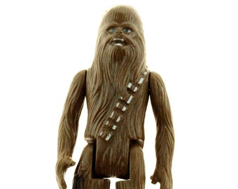 Chewbacca Star Wars Vintage Action Figure Beater