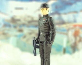 Imperial Commander Star Wars Vintage Action Figure 1980