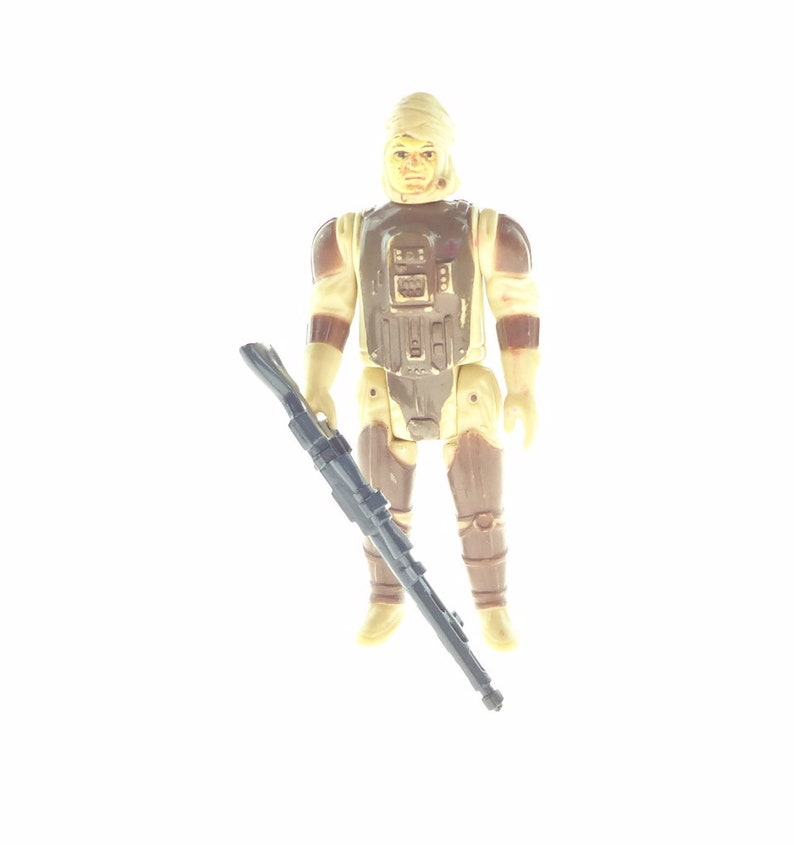 VINTAGE STAR WARS REPRODUCTION BOSSK RIFLE EMPIRE STRIKES BACK