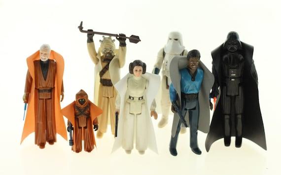 Lando Calrissian remplacement//repro Cape Star wars