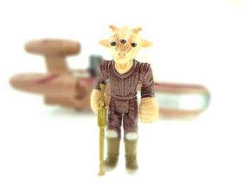 Ree-Yees Action Figure 1983 Star Wars The Return Of The Jedi