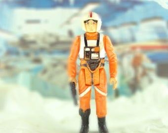 Luke Skywalker X-Wing Pilot Action Figure Star Wars A New Hope