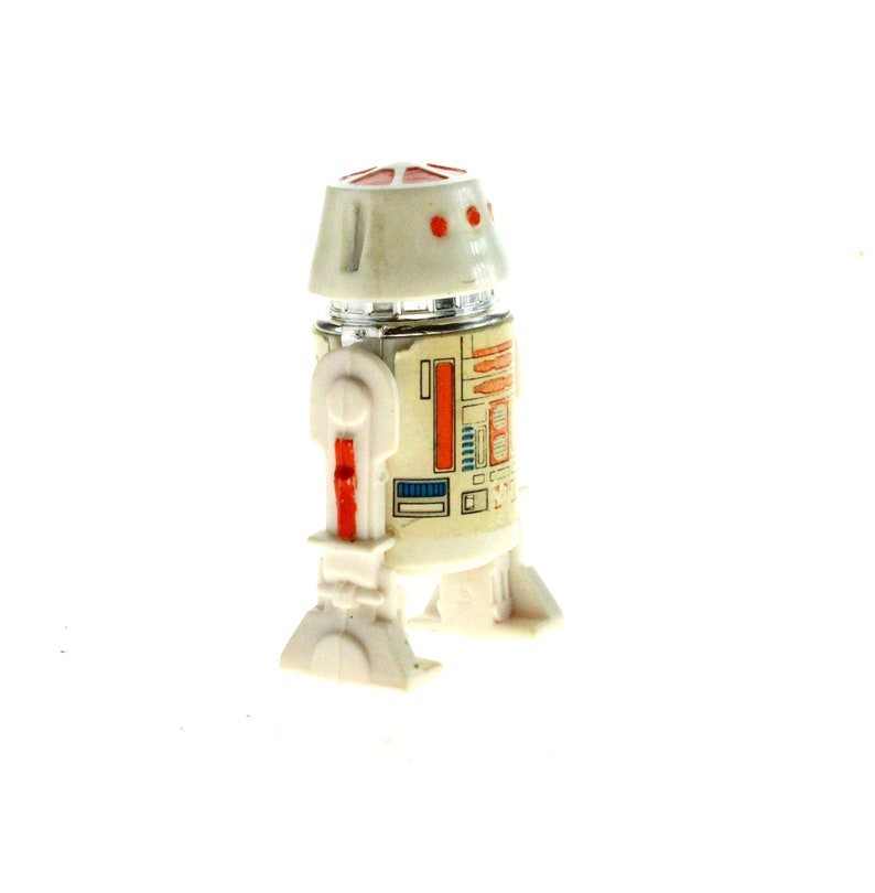 R5-D4 Vintage Star Wars Droid Action Figure image 0