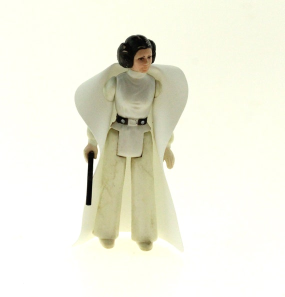 Die Cut Repro Star Wars Replacement Princess Leia Cape for Vintage 1977 Figure