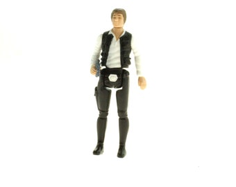 Han Solo Small Head From 1995 Classic Collection