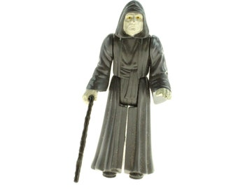 The Emperor Action Figure 1983 Star Wars The Return Of The Jedi